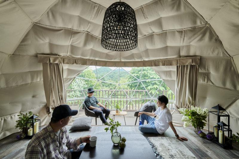 日比谷花壇癒しの空間